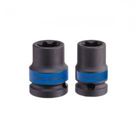 "Головка торцевая ударная TORX Е-стандарт 3/4"", E24, L = 56 мм"
