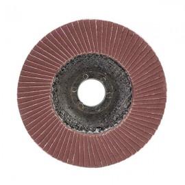 Круг лепестковый торцевой Т27 (прямой) ф125мм P180 Sigma