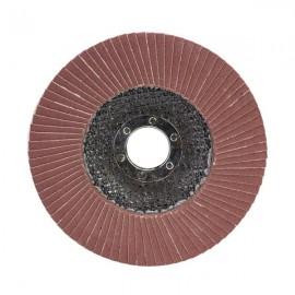 Круг лепестковый торцевой Т27 (прямой) ф125мм P220 Sigma