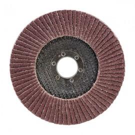 Круг лепестковый торцевой Т29 (конический) ф125мм P40 Sigma