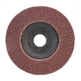 Круг лепестковый торцевой Т29 (конический) ф125мм P80 Sigma