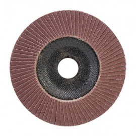 Круг лепестковый торцевой Т29 (конический) ф125мм P100 Sigma
