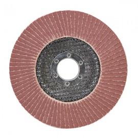 Круг лепестковый торцевой Т29 (конический) ф125мм P150 Sigma
