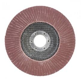 Круг лепестковый торцевой Т29 (конический) ф125мм P180 Sigma