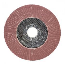 Круг лепестковый торцевой Т29 (конический) ф125мм P220 Sigma