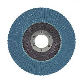 Круг лепестковый торцевой Т27 (прямой) ZA ф125мм P80 Sigma