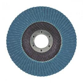 Круг лепестковый торцевой Т27 (прямой) ZA ф125мм P100 Sigma