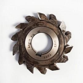 Фреза дисковая трехсторонняя с разнонаправлеными зубьями  80х16х27 Р6М5 USSR