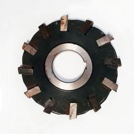Фреза дисковая 3-х сторонняя  со вставными ножами 160х28х40 USSR