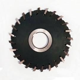 Фреза дисковая 3-х сторонняя  со вставными ножами 200х17х50 USSR