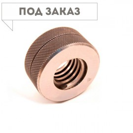 Калибр кольцо для метрической резьбы 52х1,5 НЕ