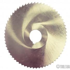 Фреза дисковая отрезная 125х3х22х64 Тип 2 Р6М5 ГОСТ 2679-93