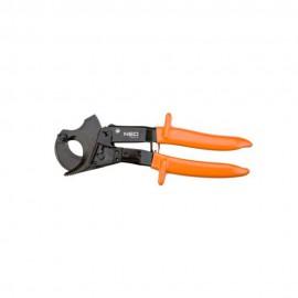 Кабелерез с трещоткой Neo Tools 01-516 для медных и алюминиевых кабелей 250мм