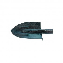 Лопата штыковая с ребрами жесткости, рейковая сталь