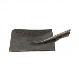 Лопата американка рейковая сталь, совковая