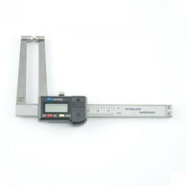 Штангенциркуль электронный для измерения тормозных дисков автомобиля ШЦСА 0-75 0,01