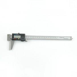 Штангенциркуль электронный для измерения толщины стен труб ШЦЦСМ 0-200 0,01